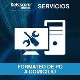 SERVICIO TECNICO DE PC, LAPTOPS E IMPRESORAS
