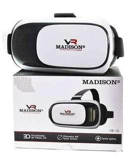 visualizador de videos 3d MADISON