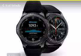 Smart watch gear frontier