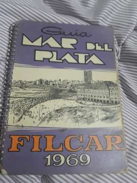 Guía Antigua Mdp 1969