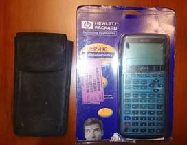 Calculadora Científica Hp49g