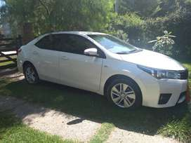VENDO Toyota Corolla impecable