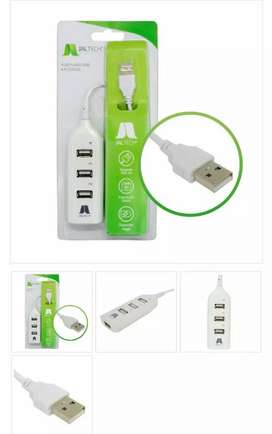 Multipuerto USB x4