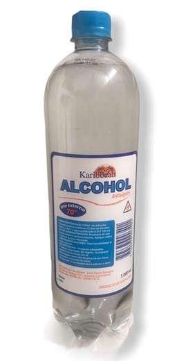 Alcohol litro