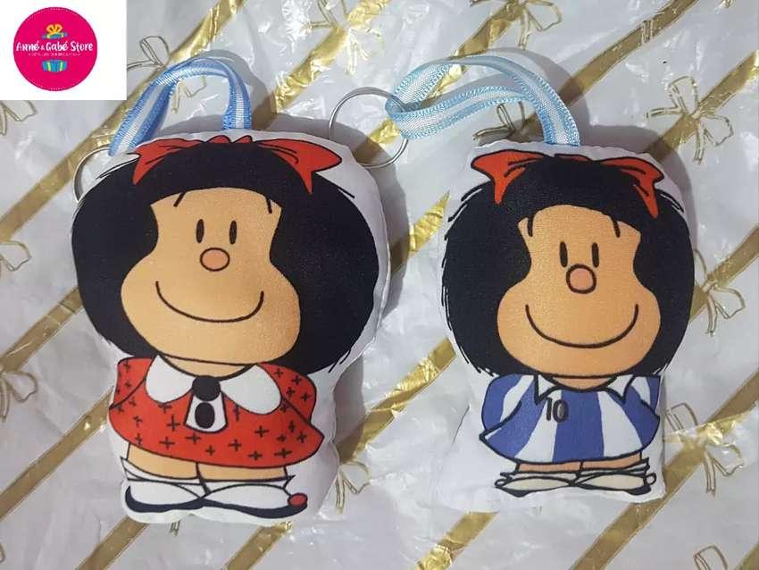 Llavero Mafalda Quino 0