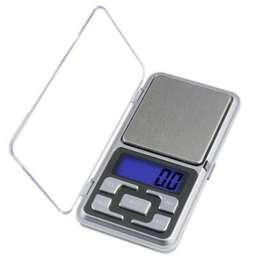 Gramera digital de bolsillo Pocket scale MH500 500g NUEVA