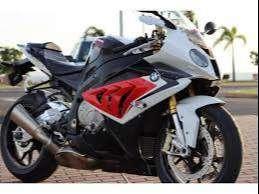 Moto BMW de coleccion