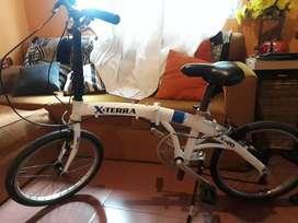 Bicicleta plefable fx 20