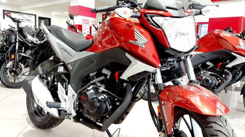 MOTO HONDA CB 160F SOLO CON TU CEDULA, INICIAL DESDE 100.000 CBF160 CBF160F CB160F CB 160F CB 160