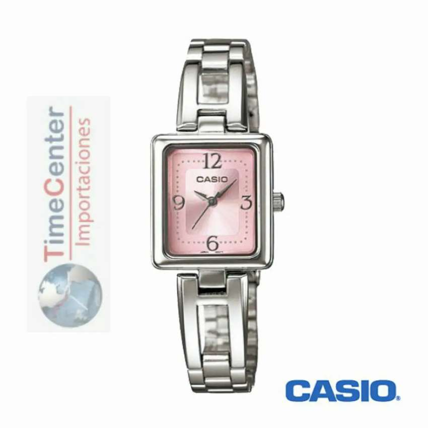 Reloj Casio Analógico Para Mujer Ltp-1346d-4cdf