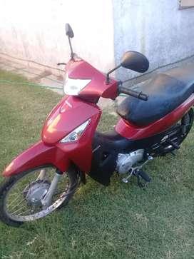 Hermosa Honda biz 125