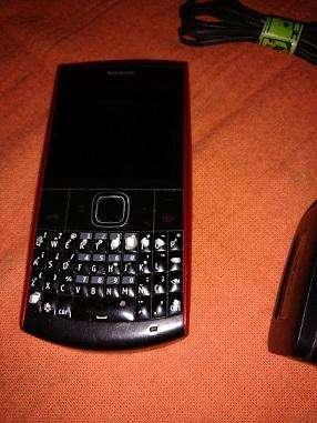 Nokia X201 Flamante!redes,cam Blut/ Perm 0