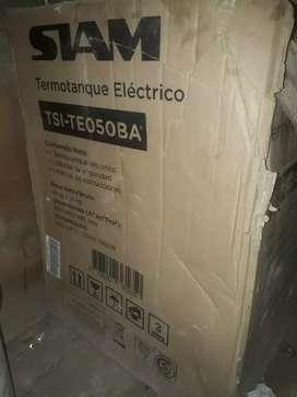 Vendo calefon electrico