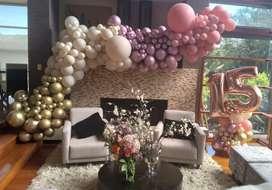Celebra en casa con los Tuyos - Decoracion a Domicilio