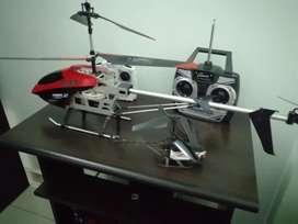 Vendo Elicopteros control remoto