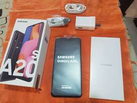 Samsung  A 20 S nuevo