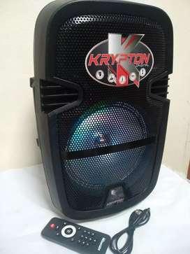 PARLANTE amplificado cod 45739