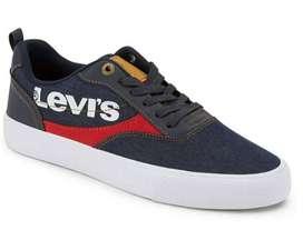 Levis Lance Lo Denim - Zapatillas de deporte para hombre