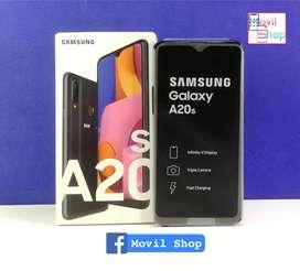 Samsung A20s 32GB 3GB Ram Triple Cam