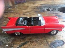 Carro de coleccion chevrolet  bel air 1957