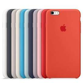 Funda Silicona Case Iphone 6 Plus Sof Touch Blister
