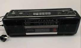 Radiograbador SONY CNS-210 FM/AM Cassette