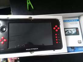 TABLET GAMER MULTITECH MULTIFUNCIONAL