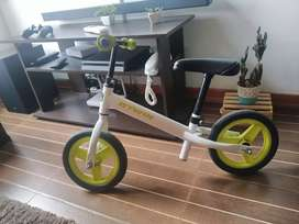 Bicicleta sin pedales B-TWIN