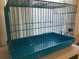 Espectacular jaula para cualquier tipo de animal, excelente precio, 6 días de uso