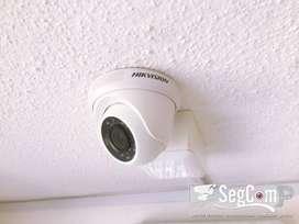 Cámaras , videovigilancia, seguridad electrónica profesional