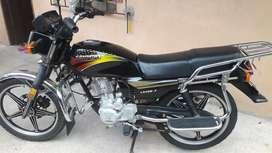 moto en perfectas condiciones loncin año 20i17