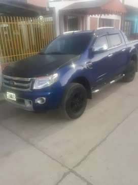 Ford Ranger limited. Automática 4x4.