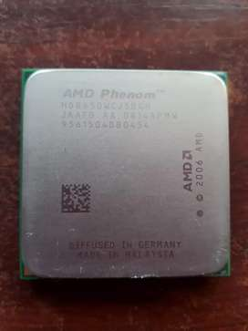 Micro AMD Phenom X3 8650