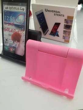 Soporte para celular o tablet