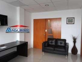 Venta de Oficina Amoblada en C.C. ORO PLAZA, Machala