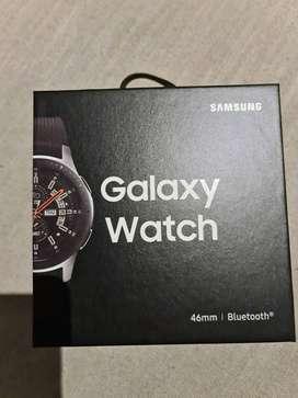 SAMSUNG GALAXY WATCH 46mm reloj inteligente NUEVOS EN CAJA SELLADA