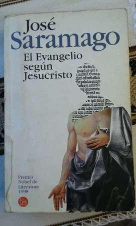 El Evangelio según Jesucristo. José Saramago.