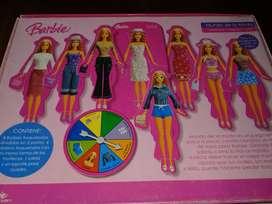 Barby - mundo de la moda