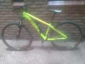 Vendo bicicleta rod 29