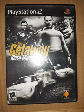 Juego ps2: THE Getaway Black Monday