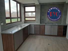 Muebles de cocina, closet, granito Importado