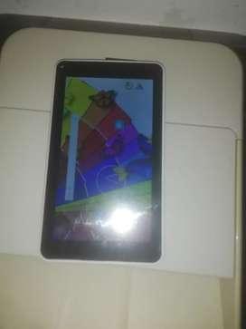 Tablet con procesador a33 marca oram tecnología