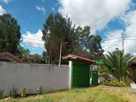 Arriendo Terreno Comercial 800 M2 Valle De Los Chillos