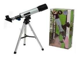 Telescopio Astronomico Monocular 60X Max