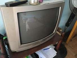 """Vendo dos tv 21"""" uno philips y otro philco"""