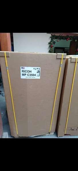 Vendo copiadoras Ricoh