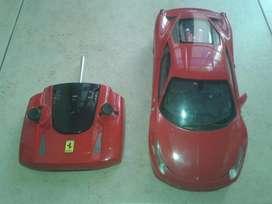 Ferrari Enzo A Radio Control Silverlit Escala 1:16