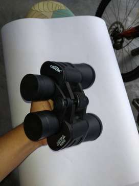 Binoculares 20x50 Cafini Alcance 1000m Nitido