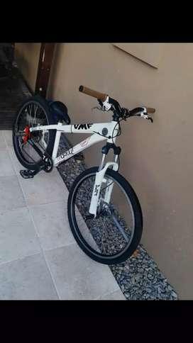Bicicleta umf hardy 1 team