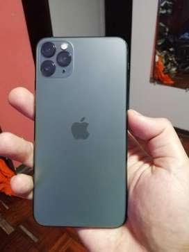 Iphone 11 pro max de 256gb como nuevo